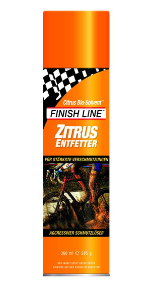 FINISH LINE Citrus 350ml